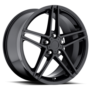 Factory Reproductions Style 10 5 Gloss Black