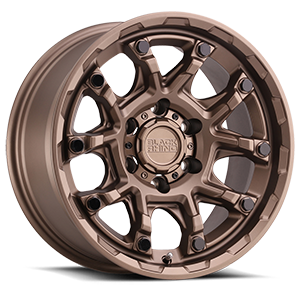 Ark 6 Bronze with Gloss Black Bolts