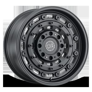 Black Rhino Arsenal 5 Textured Matte Black 20x9.5