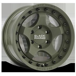 Black Rhino Bantam 6 Olive Drab Green