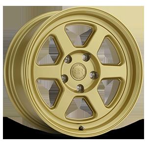 Rumble 5 Gloss Gold