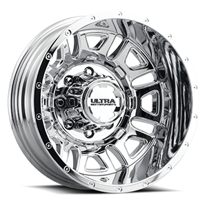 003 Hunter Truck Dually Chrome 8 lug