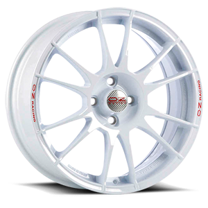 Ultraleggera Race White 4 lug