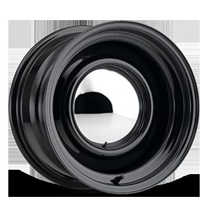 Smoothie (Series 512) 5 Powder Coated Black