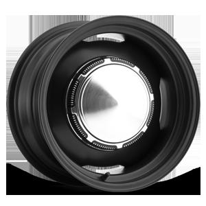Chrysler Rally(Series 658) 5 Satin Black