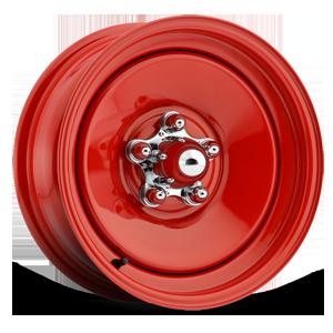 Rat Rod (Series 63) Gloss Red 5 lug