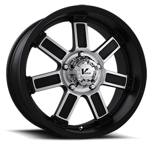 V Rock Wheels VR2 Diesel 5 Black