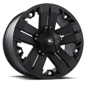 V Rock Wheels VR3 Recon 5 Black