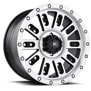 V Rock Wheels VR6 Drone 6 Black