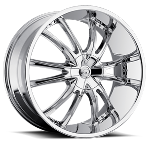 VCT Bossini 5 Chrome