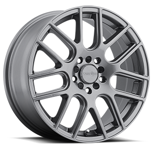 426 Cross Gunmetal 5 lug