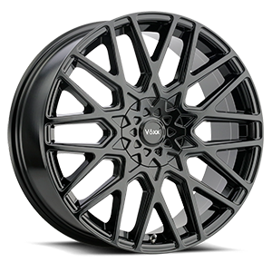 Vöxx Road Wheel Forti 5 Gloss Black