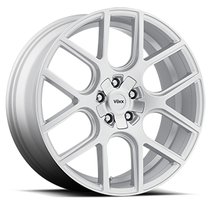 Vöxx Road Wheel Lago 5 Silver
