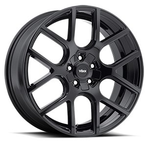 Vöxx Road Wheel Lago 5 Gloss Black