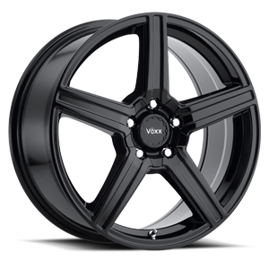 Vöxx Road Wheel Como 5 Gloss Black
