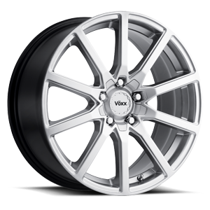 Vöxx Road Wheel Este 5 Bright Silver