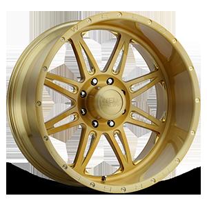 Weld XT Cheyenne 8 8 Gold