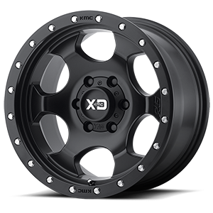 XD Series by KMC XD131 RG1 6 Satin Black
