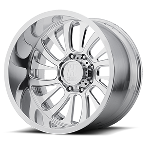 XD404 Surge High Luster Polished 8 lug