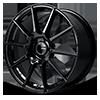 5 LUG TS10 GLOSS BLACK