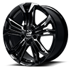 5 LUG VORTEX5 BLACK