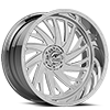5 LUG STANZA POLISHED