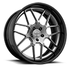 5 LUG VF304 GUNMETAL WITH BLACK LIP