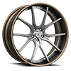 5 LUG CX875 BRUSHED BRONZE