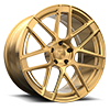 5 LUG MONOBLOCK 102 HI LUSTER GOLD