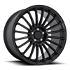 5 LUG BUC - CAST 1 PIECE MATTE BLACK