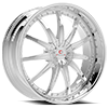 5 LUG CLV-35 CHROME