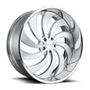 5 LUG COJONES - X117 BRUSHED | POLISHED
