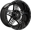 8 LUG 90R COLT BLACK & MACHINED