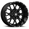5 LUG DS645 SATIN BLACK
