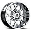 5 LUG DS645 CHROME PLATED