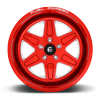 5 LUG FF15 CANDY RED