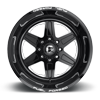 8 LUG FF15 BLACK MILLED