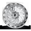 8 LUG FF51D - SUPER SINGLE FRONT POLISHED