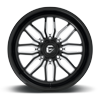 8 LUG FFC66 | CONCAVE 8 LUG GLOSS BLACK & MILLED