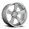 5 LUG FLASH - F447 BMW SILVER