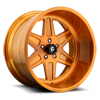 8 LUG FF15 BRUSHED GLOSS TRANSPARENT COPPER