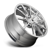 5 LUG GEMELLO 20X9 BRUSHED/POLISHED