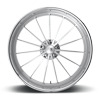 5 LUG HERITAGE - PRECISION SERIES BRUSHED W/ POLISHED LIP