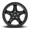 5 LUG KICKER - D697 MATTE BLACK
