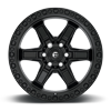 6 LUG KICKER 6 - D697 MATTE BLACK
