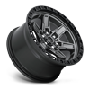 6 LUG KICKER 6 - D698 ANTHRACITE W/ BLACK LIP