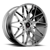 5 LUG FUNEN CHROME