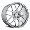 5 LUG M610 BRUSH / SILVER