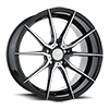 5 LUG M652 MACHINED BLACK