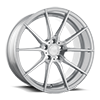 5 LUG M652 MACHINED SILVER